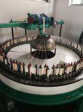 Machine de tressage de lacet de jacquard de fils de coton