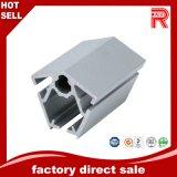 Profils en aluminium/en aluminium d'extrusion des bâtis de cas d'exposition d'exposition