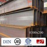 Viga de acero Q345/S275/S355jr/Ss400 de Hea Ub UC de la viga de H