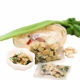 Vegetais desidratados de macarrão instantâneo com alta qualidade