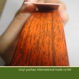 Bordure foncée de PVC de vente chaude utilisée pour le bureau et les meubles à la maison