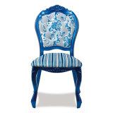 Банкет венчания ткани гостиницы самомоднейший алюминиевый обедая стул