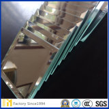 Zubehör-Floatglas-abgeschrägter Spiegel mit kundenspezifischer Größe 2mm 3mm 4mm 5mm 6mm 8mm