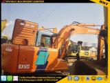 Excavador usado Ex120-3, excavador usado Ex120-3 de la correa eslabonada de Hatachi