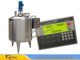tanque de 500L Mxing com controle de temperatura automática