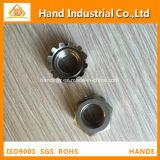 Haut de la qualité en acier inoxydable A2 K de l'écrou de taille métrique