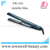 Ferro liso de venda quente profissional do cabelo do MCH com indicador do LCD