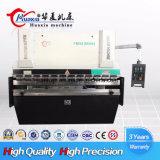 Do controle hidráulico do CNC da placa de Wf67k máquina de dobra automática