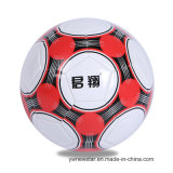 5# kundenspezifischer Firmenzeichen-Qualität PU-Fußball