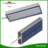 Lâmpada impermeável ao ar livre leve solar da segurança do sensor de movimento do radar de micrôonda de 48 diodos emissores de luz para a parede do jardim da jarda do pátio