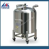 Serbatoio dell'olio liquido sanitario dell'acciaio inossidabile del serbatoio SUS304 di Fuluke