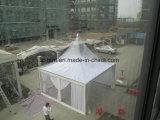 Barraca de alumínio do Pagoda da pedra do jardim do Pagoda do frame para o banquete de casamento