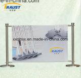 Adverteert de Goede Kwaliteit van de koffie de Banner van de Barrière en van de Barrière van de Controle van de Menigte