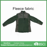 Las mejores ventas calzan la chaqueta caliente del invierno del paño grueso y suave