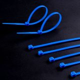 Attache de câble en plastique Huada, attache en nylon, accessoire de câble, attaches de fil, attache de câble en nylon, attache-fermeture éclair