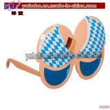 Gafas de sol del carnaval del partido de Oktoberfest del partido de gallina de accesorios (H2005)