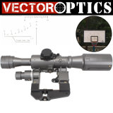 Sistema ótico Svd militar Dragunov 6X36 Riflescope tático Po6X36-1 do vetor com o primeiro Reticle de Svd do Reticle do plano focal para Ak47 Ak 47 Airsoft