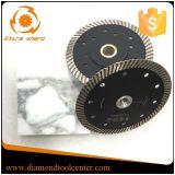 Lame de coupe Diamond Samll pour le marbre, le granit et la pierre naturelle