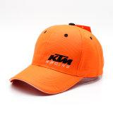 Orange sport racing Casquette de baseball avec une haute qualité (ASC08)