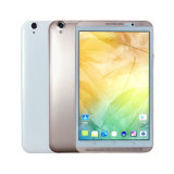 Android granel 8 polegadas 1280X800 ecrã IPS com núcleo quádruplo, 3G Tabelt Telefone de Chamada
