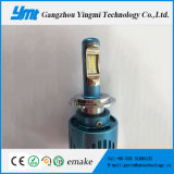 Lampe de phare automatique 25W Lampe frontale LED H4 pour accessoires de voiture
