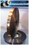 Épaisseur de cuivre 35 microns de Mylar de clinquant d'en cuivre de Mylar de câble plat d'écran protecteur de stratifié de clinquant d'en cuivre