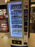 Pequena máquina de venda automática automática de bebidas frias com aceitador de moedas