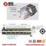 Máquina de rosca popular de la prensa de filtro para la desecación del lodo