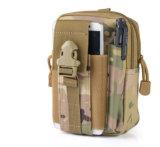 Molle táctico militar bolsa de cintura