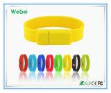 Bracelet promotionnel en forme de clé USB (WY-S01)