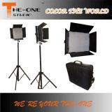 Kühles Studio-videoInstrumententafel-Leuchte des Weiß-LED