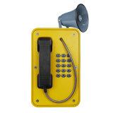 Olie Smokey en de Hoge Analoge Telefoon van de Bescherming van het Bewijs van het Water van het Lawaai met het Licht van het Alarm en het jr101-FK-Hb van de Luidspreker