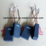 Balai de charbon de graphite d'approvisionnement CH33N pour le moteur électrique