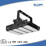 고성능 모듈 Philips 150W 200W 옥외 LED 플러드 빛