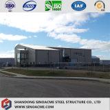 Gruppo di lavoro modulare africano della costruzione dell'acciaio per costruzioni edili di prezzi bassi