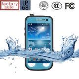 Venta caliente la plena protección impermeable para teléfono celular Samsung S4mini