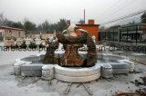 Statua di marmo della fontana della fontana di marmo del granito