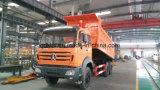 Camions de camion de tombereau de dumper de tonnes de Beiben 6X4 25t~30 pour le transport