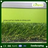 Landschap Vier Kleur voor het Kunstmatige Gras van de Tuin van het Huis