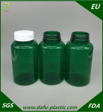 قبلت عالة أبيض [200مل] محبوب بلاستيكيّة الطبّ زجاجة مع نقل أعلى غطاء