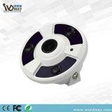 Câmera Vandalproof do IP do IR da opinião larga da segurança do Peixe-Olho 1080P
