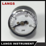 indicateur de pression de 063b 30mm utilisé pour l'extincteur