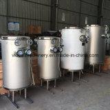Het Pasteurisatieapparaat van het Vruchtesap van het Type van Rol van het roestvrij staal