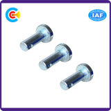 Pin de fixation de culasse pour le matériel mécanique d'industrie/forme physique avec des trous