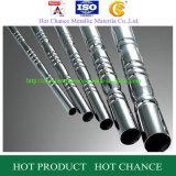 201, 304, tubo del acero inoxidable de 316 grados