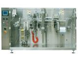 Pó horizontal automático do alimento que dá forma à máquina de empacotamento de enchimento da embalagem de selagem