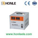 Одиночная фаза и трехфазный автоматический стабилизатор напряжения тока AC (SVC)