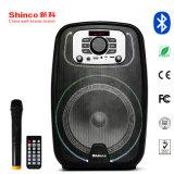 Premier fournisseur Shinco Boombox haut-parleur portable Bluetooth® avec son HD et des feux