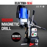 da potência elétrica do mandril da base 1500W broca magnética Eletro-Mag