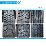 Aufine TBR neumático / neumático 315/80R22.5 con las etiquetas